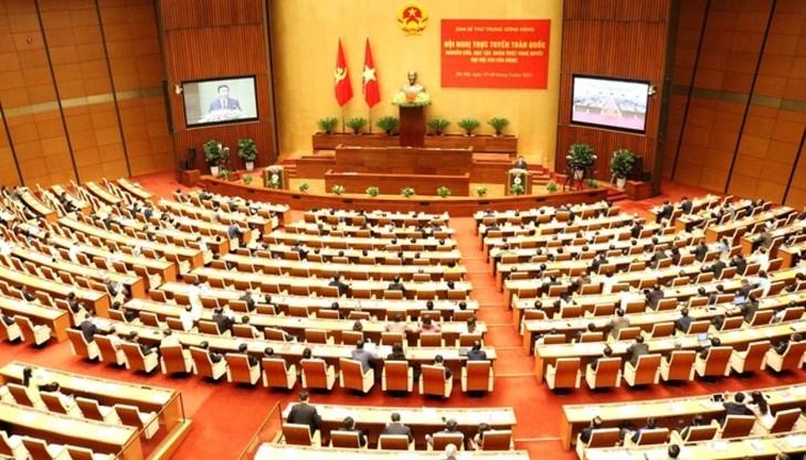 Chiều nay Quốc hội bỏ phiếu kín miễn nhiệm các Phó chủ tịch Quốc hội