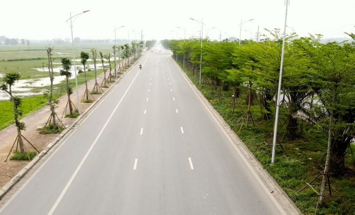 Toàn cảnh tuyến đường hơn 7.500 tỷ đồng kết nối 4 quận, huyện ở Hà Nội