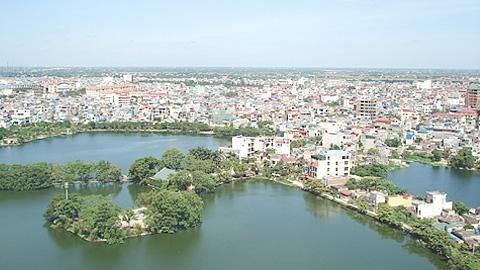 Nam Định bán đấu giá 57 thửa đất khu tái định cư