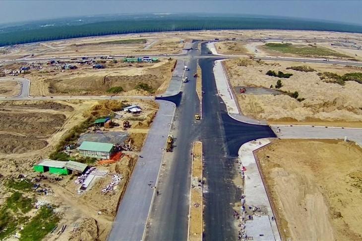 Khu tái định cư dự án sân bay Long Thành đang được khẩn trương hoàn thiện