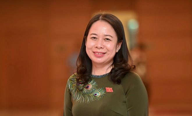 Bí thư Tỉnh ủy An Giang Võ Thị Ánh Xuân được đề cử làmPhó chủ tịch nước. Ảnh: Thuận Thắng