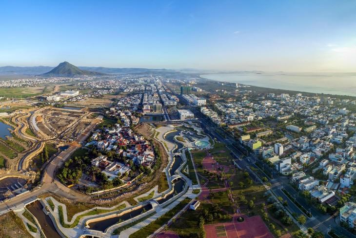 Phú Yên đấu giá quyền sử dụng 38 lô đất làm nhà ở tại Khu dân cư phía Đông đường Hùng Vương