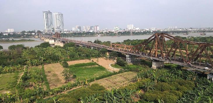 Đề án Quy hoạch phân khu đô thị sông Hồng hứa hẹn tạo ra sự chuyển mình cho thành phố Hà Nội.