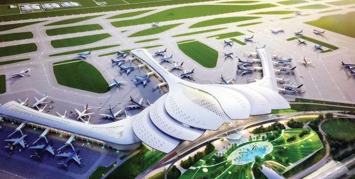 Liên danh Lũng Lô - Trường Sơn - Thành An trúng gói thầu rà phá bom mìn thuộc Dự án Đầu tư xây dựng Cảng hàng không quốc tế Long Thành giai đoạn 1