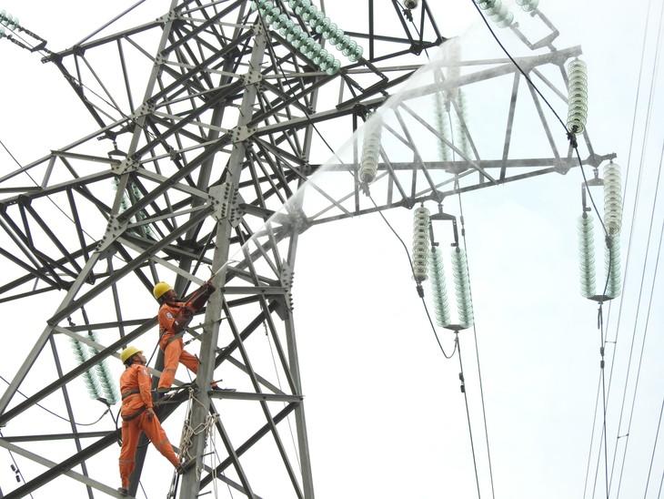 Quý I, sản lượng điện thương phẩm EVNNPC đạt 17.486,65 triệu kWh