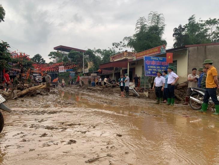 Thủ tướng Chính phủ yêu cầu các địa phương theo dõi chặt diễn biến mưa, lũ