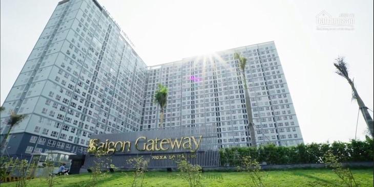 """Dự án Sai Gon Gateway đưa vào sử dụng nhiều năm vẫn chưa cấp """"sổ hồng"""" cho người dân."""