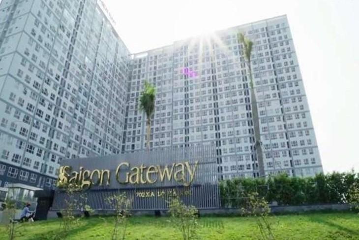 Chung cư Saigon Gateway, một trong những điểm nóng tranh chấp giữa chủ đầu tư và người dân tại Thành phố Thủ Đức liên quan đến sổ hồng và quỹ bảo trì