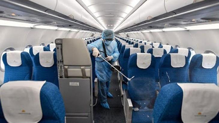 Bộ Y tế thông báo khẩn tìm hành khách trên các chuyến bay đến-đi từ Hà Nội và Đà Nẵng. Ảnh minh họa