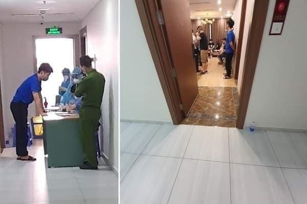 Phát hiện nhóm người Trung Quốc nhập cảnh trái phép vào chiều ngày 2/5