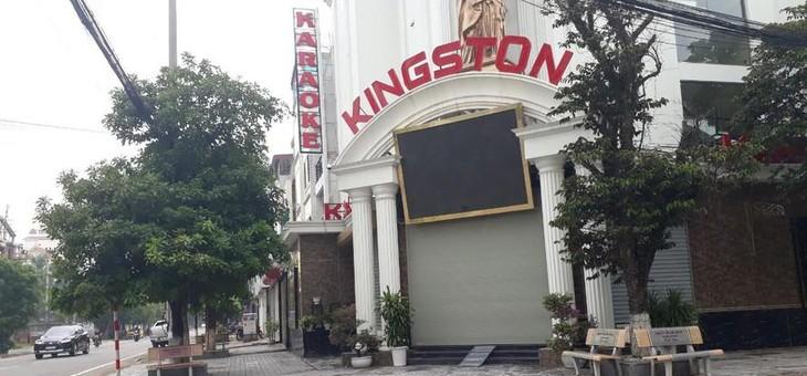 Bắc Ninh cũng sẽ tạm dừng quán karaoke từ 0 giờ ngày 3/5 để phòng chống dịch COVID-19