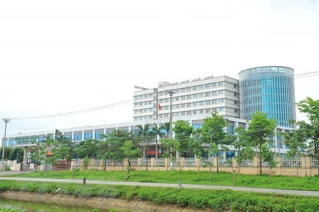 Có 2 ca mắc COVID-19 mới ở Hà Nội liên quan đến Bệnh viện Bệnh Nhiệt đới Trung ương. Ảnh: TTXVN