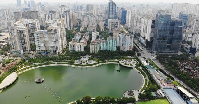 Về giá thuê trung bình hạng A tại Hà Nội được kỳ vọng tăng đến 35 - 37USD/m2/tháng