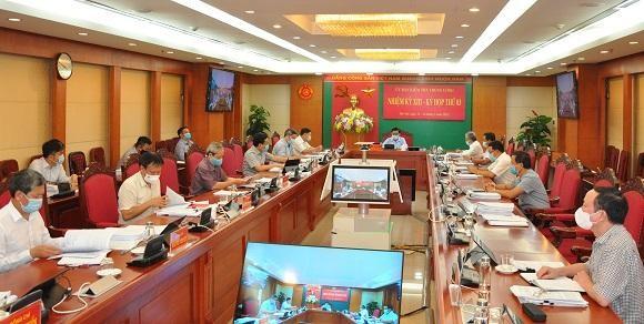 UBKTTW thi hành kỷ luật cảnh cáo ông Võ Thanh Hà và Thiếu tướng Đặng Hoàng Đa