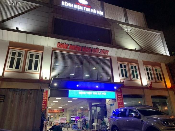 Quận ủy Hoàn Kiếm đình chỉ 2 đảng viên liên quan đến Bệnh viện Tim Hà Nội