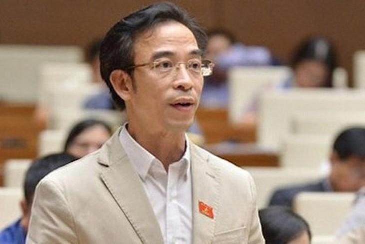 Ông Nguyễn Quang Tuấn, Giám đốc Bệnh viện Bạch Mai. Ảnh: QH