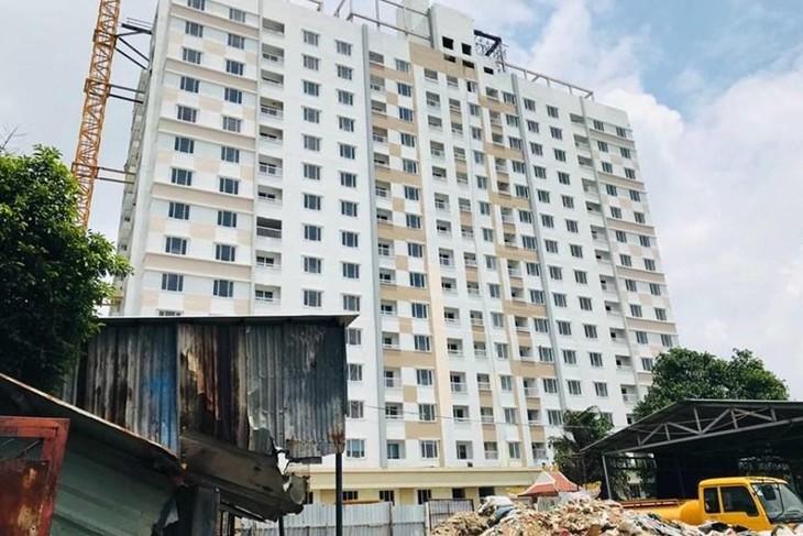 Dự án Nhà ở xã hội Tân Bình Apartment 5 năm vẫn chưa thể hoàn thiện