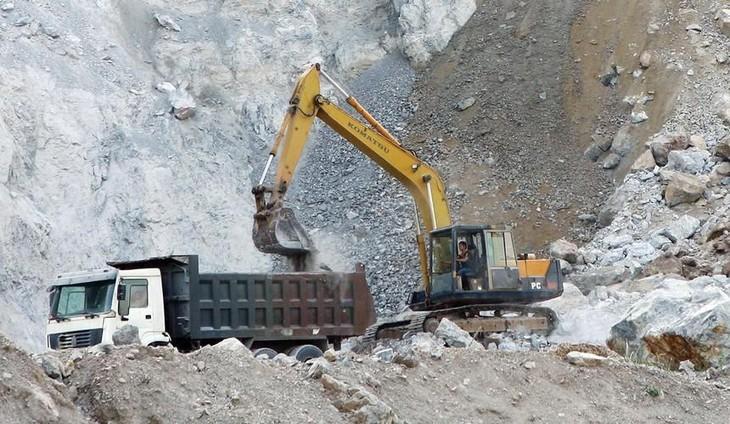 Các địa phương cần tiếp tục rà soát các mỏ vật liệu, đẩy nhanh thủ tục chấp thuận nguồn vật liệu, cấp phép khai thác mỏ để sớm tổ chức khai thác. Ảnh chỉ mang tính minh họa. Nguồn Internet