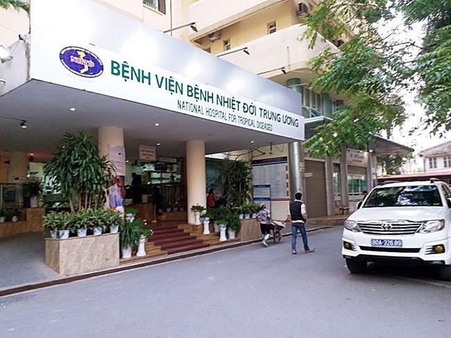 Ca tử vong thứ 38 liên quan tới COVID-19 tại Bệnh viện Bệnh Nhiệt đới Trung ương