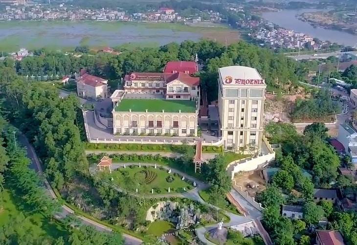 UBND tỉnh Bắc Ninh thu hồi khu đất diện tích 1.984,8m2, nằm trên địa bàn phường Đại Phúc (TP Bắc Ninh) giao cho Công ty CP tập đoàn Phú Giang thuê để xây dựng Tổ hợp văn phòng cho thuê, khu thương mại, dịch vụ và khách sạn cao cấp 5 sao. Ảnh minh họa.