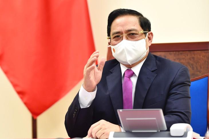 Thủ tướng Chính phủ Phạm Minh Chính. Ảnh: VGP