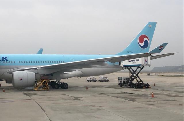 Máy bay của Hãng hàng không Korean Air (Hàn Quốc)