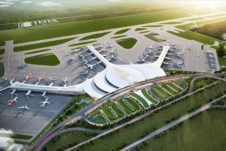 Đấu thầu 2 gói tư vấn thuộc dự án sân bay Long Thành
