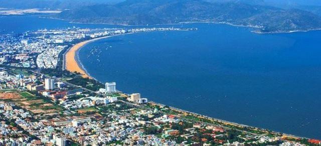 Bình Định là một trong 6 địa phương nằm trong danh sách kiểm tra.