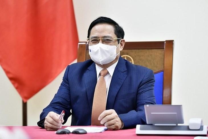 Thủ tướng Phạm Minh Chính. Ảnh: BNG