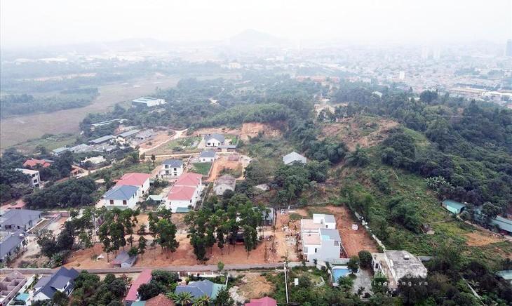Ban Thường vụ Thành ủy Vĩnh Yên vào cuộc xử lý sai phạm