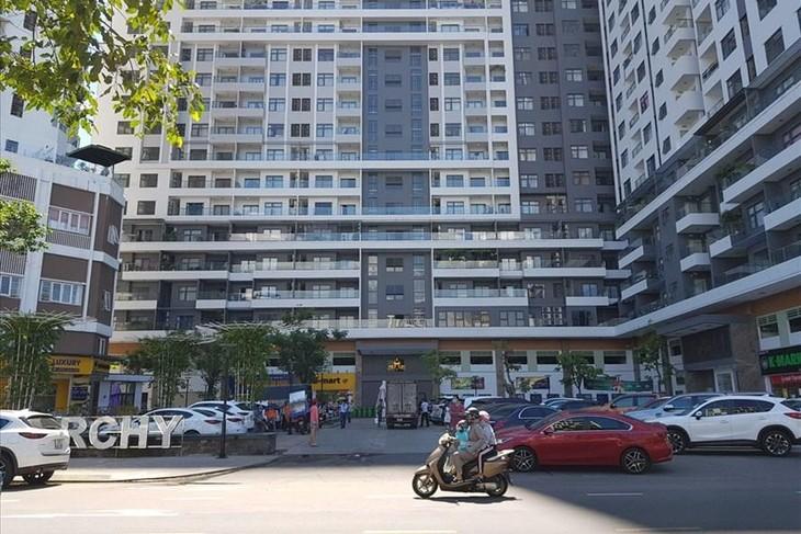Quận Sơn Trà yêu cầu chủ đầu tư thông báo cho người dân đang ở tại block B chung cư Monarchy tự di dời ra khỏi chung cư trong 30 ngày do dự án này chưa đủ điều kiện bàn giao căn hộ