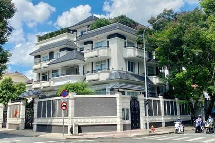 Rao bán biệt thự, khách sạn giá trăm tỷ đồng ở TPHCM