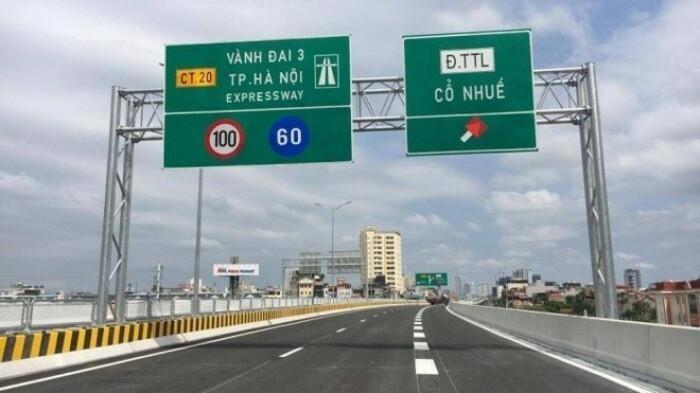 Hà Nội thay thế khe co giãn đường Vành đai 3 trên cao đoạn qua quận Hoàng Mai hướng Pháp Vân - Mai Dịch. Ảnh minh họa