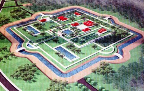Dự án Bảo tồn, tôn tạo và phát huy giá trị Khu di tích Lăng miếu Triệu Tường, xã Hà Long, huyện Hà Trung (giai đoạn 2) với tổng mức đầu tư 453,207 tỷ đồng