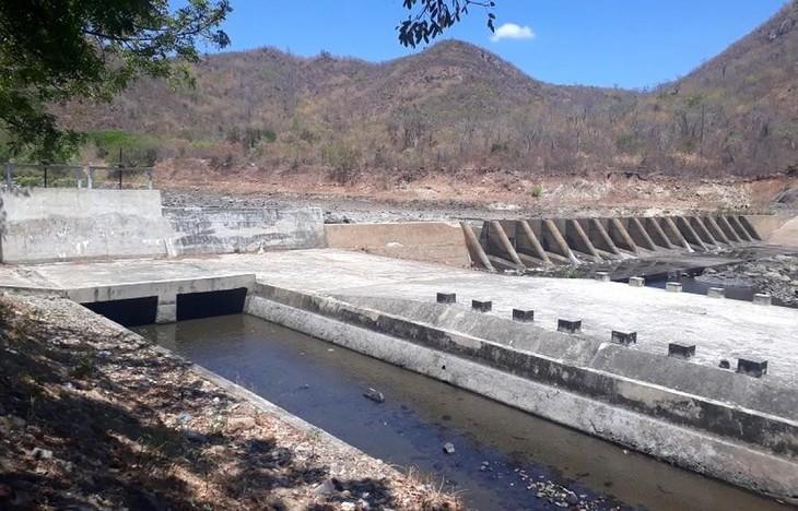 Dự án mở rộng tuyến kênh tiếp nước Lòng Sông-Đá Bạc, 1 trong 15 dự án bị thanh tra đợt này.