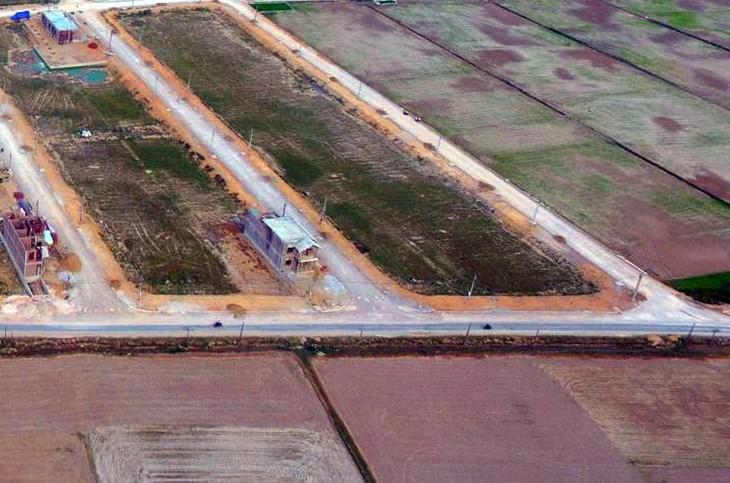 Thanh Hóa bán đấu giá 322 lô đất tại Khu dân cư Đồng Nam