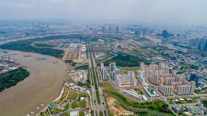 Đấu giá 8.568 m2 đất Khu chức năng số 3 trong Khu đô thị mới Thủ Thiêm