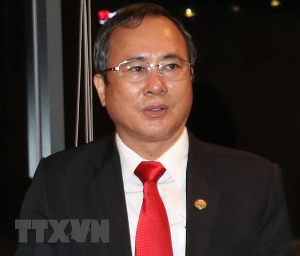 Ông Trần Văn Nam. Ảnh: TTXVN
