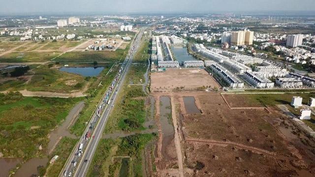 Các dự án bị hủy kế hoạch sử dụng đất là do quá thời hạn quy định nhưng chủ đầu tư chưa triển khai.
