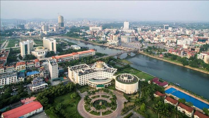 Dự án Trung tâm thương mại du lịch và khách sạn Móng Cái tại phường Trần Phú, TP. Móng Cái, tỉnh Quảng Ninh. Ảnh Internet