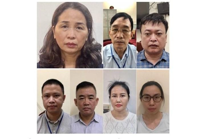 Bắt tạm giam nguyên Giám đốc Sở GD&ĐT tỉnh Quảng Ninh tội vi phạm quy định về đấu thầu