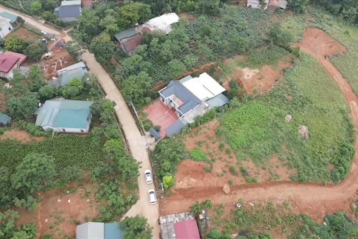 Các khu đất có lợi thế về cảnh quan, thiên nhiên ven Hà Nội vẫn được nhiều người quan tâm tìm mua