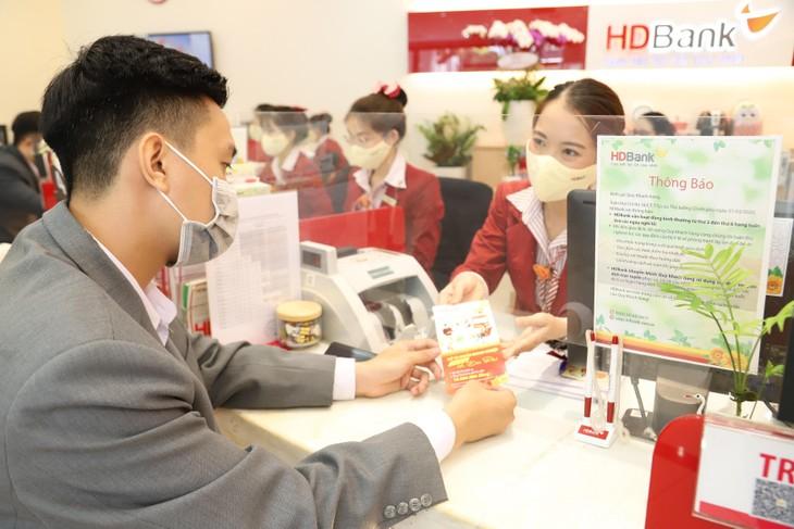 HDBank chia cổ tức năm 2020 bằng cổ phiếu tỷ lệ 25%