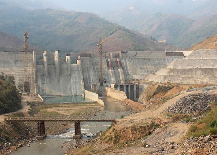 Hơn 358 tỷ đồng đầu tư Dự án Thủy điện Mường Luân 2