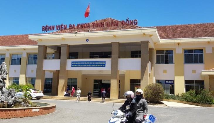 Bệnh viện Đa khoa Lâm Đồng vừa ra quyết định chấm dứt HĐ trước thời hạn đối với nhà thầu cung cấp dịch vụ làm sạch bệnh viện. Ảnh chỉ mang tính minh họa. Nguồn Internet