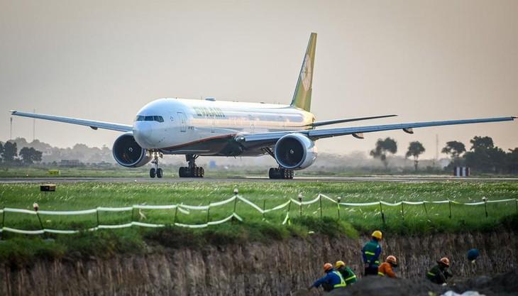 Bộ GTVT kết luận phương án đặt sân bay thứ 2 của Vùng Thủ đô ở Ứng Hòa khó khả thi. Ảnh minh họa