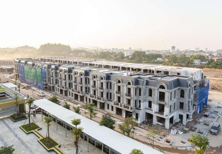 Nhà máy thép Gia Sàng giờ là dự án Khu tổ hợp thương mại, dịch vụ trường học và nhà ở Gia Sàng (Thái Hưng Eco City)