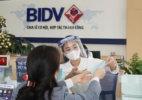 BIDV giảm lãi suất cho vay hỗ trợ khách hàng mùa Covid-19