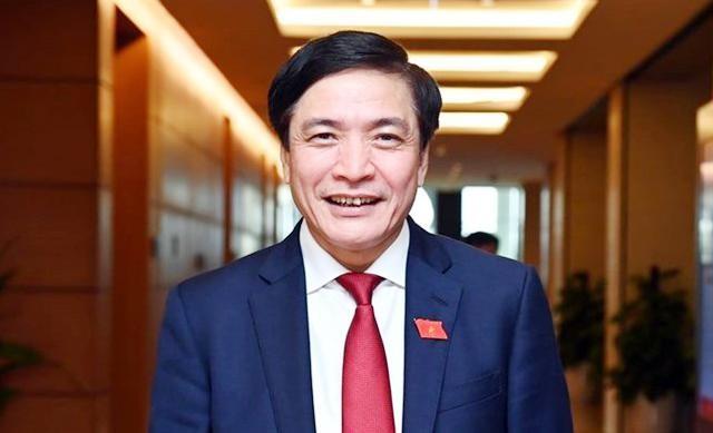 Ông Bùi Văn Cường được bầu làm Tổng thư ký Quốc hội khóa XV