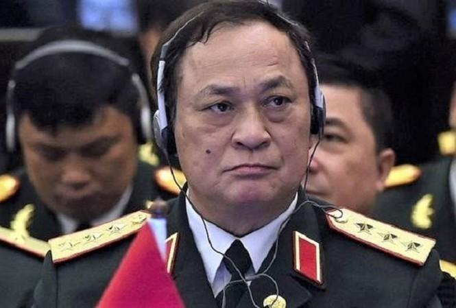 Xóa tư cách nguyên Thứ trưởng Bộ Quốc phòng đối với ông Nguyễn Văn Hiến
